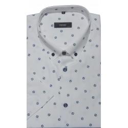 Koszula biała - wzory 029