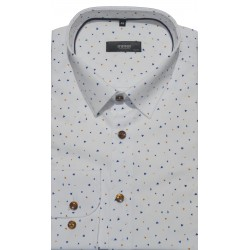 Koszula biała - wzory 109