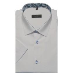 Koszula biała krótki rękaw...