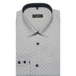 Koszula biała - wzór 012