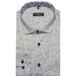 Koszula biała - wzory 413