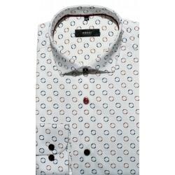 Koszula biała - wzory 560