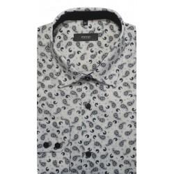 Koszula biała - wzory A038