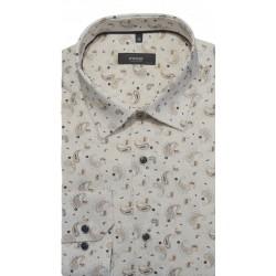 Koszula biała - wzory A047